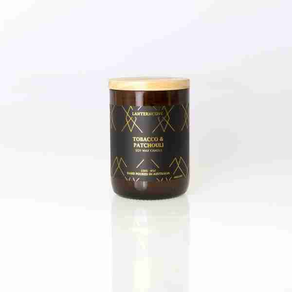 LC Amber Tobacco Patchouli