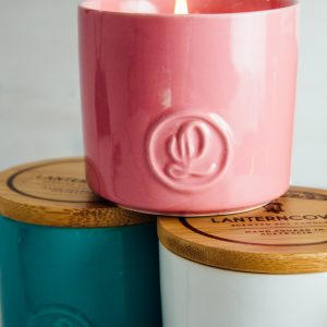 Vintage Soy Wax Candles