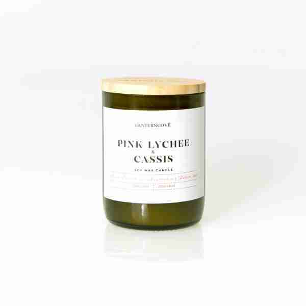 Jade Pink Lychee Cassis SMALL